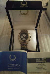 Used Alfred Sung Watch