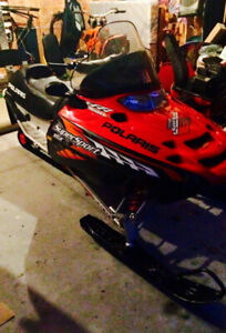 2006 Polaris 550 fan cooled