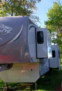 2012 40' Big Country w/Bunk room FINANCING AVAILABLE
