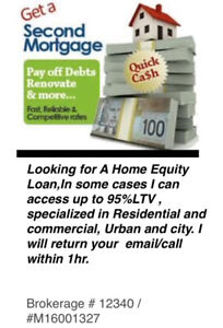 Home Equity Loan, 1st , 2nd Mortgage