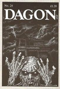 DAGON 24 Call of Cthulhu. Mythos H P Lovecraft S T Joshi. Arkham House D F Lewis