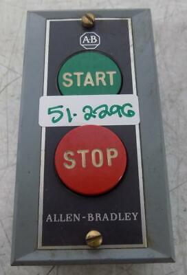 Allen Bradley Start-stop Button 800s-2sa Series M