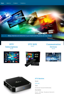 IPTV 6000 channels subscription