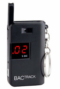 BACtrack Keychain Breathalyzer, Portable Keyring Breath Alcohol