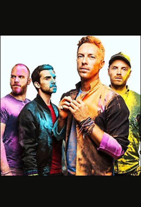 Billet Coldplay Montréal