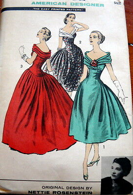 SEWING PATTERN ILLUSTRATION & FASHION PICTURE CD 1900-1960s *VOL II*