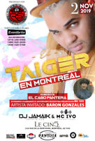 """DIRECTLY FROM CUBA """"EL TAIGER"""" AND CABO PANTERA IN MONTREAL"""