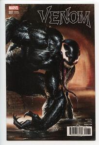 Venom #1 Gabriele Dell'Otto Color Variant Marvel Comics 1stPrint