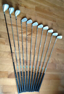 Ensemble de golf Fairway