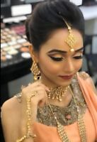 Professional Hair, Make up and Henna Artist $50