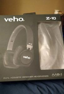 NEW headphones, still in box!