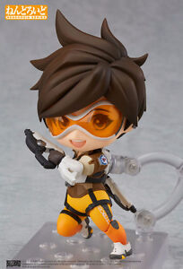 """Nendoroid """"Overwatch"""" Tracer Classic Skin Edition"""