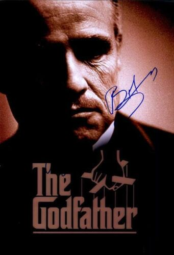 Robert Duval ( The Godfather Brando ) Autographed Signed 8x10 Photo Reprint