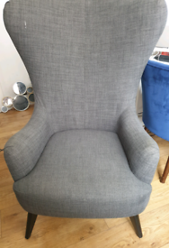 Made com Bodil reading chair