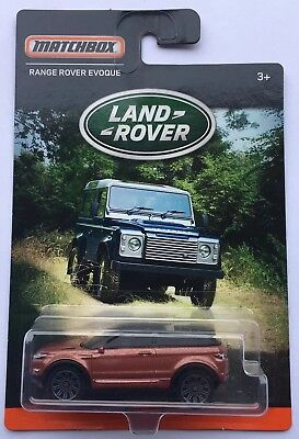 Matchbox Land Range Rover Evoque Lrx Ecoboost Turbodiesel Awd Best Suv Hse Sv 1
