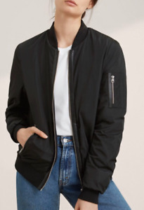 Mackage Cara bomber in perfect condition