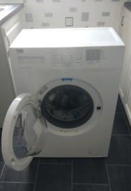 Beko washing machine brand new