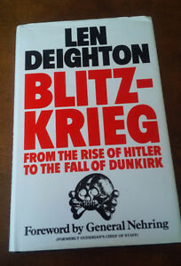 BlitzKrieg, Rise of Hitler to the Fall of Dunkirk, 1979 Kitchener / Waterloo Kitchener Area image 1