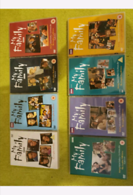 My Family DVDs Complete Series 1 - 8