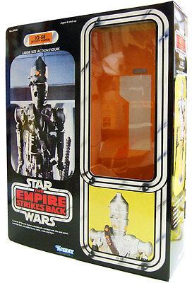 "Star Wars 12"" Vintage Custom Box IG-88 Bounty Hunter Figure 12 inch Droid Made"