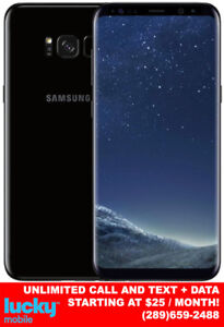 Samsung Galaxy S9 Plus, S9, S8, S8 Plus, S7, S6 & S5 on Sale!!