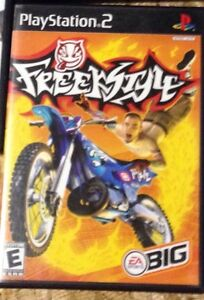 Freestyle - PS2 Game