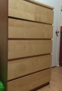 Ikea 6 drawer chest