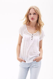 Brand New White Top (size small)