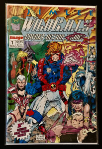 Wild C.A.T.S Covert Action Team  #1  By Jim Lee