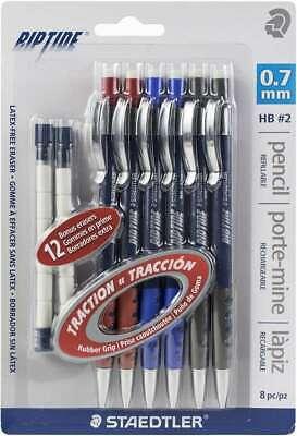 Riptide Automatic Pencils Weraser Refills 8pkg  031901939953