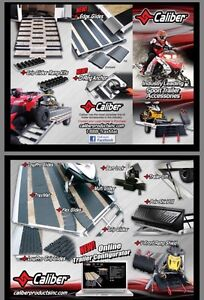 Caliber Trailer Glides & Accessories for your sled trailer!