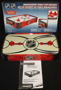Halex NHL Breakaway Table Top Air Hockey