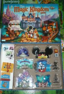DISNEY Magic Kingdom Family Game