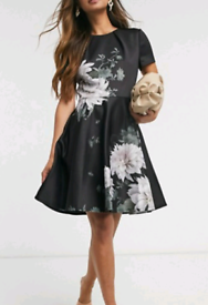 Ted BakerSkater Dress NEW WITH TAGS (SIZE 14)