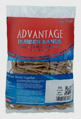 Alliance Rubber Bands 4 Ounces Firm Strength Office Home School No.32 3 X 18