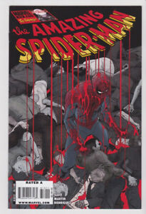 The Amazing Spider-Man #619  Marcos Martin Cover (March 2010) NM