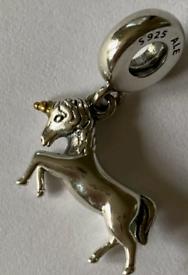 Pandora unicorn 🦄 charm