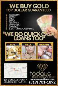 CASH4GOLD - Highest price in town Guaranteed London Ontario image 5