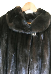LUXURIOUS MINK COAT!