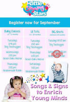 Little Signing Stars - 'Baby Signing' Classes