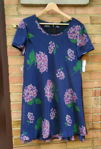 LIZ CLAIBORNE Summer Dress - Size 16 (XL) - NEW w/ Original Tag