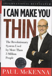 I CAN MAKE YOU THIN book, by Paul McKenna London Ontario image 1