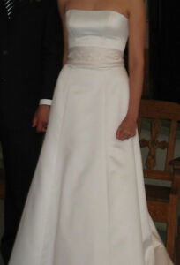 Used wedding dress in mint condition for sale Gatineau Ottawa / Gatineau Area image 2