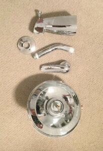 Delta shower/bathtub faucet (used)