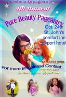 All Natural pageant ages 0-21yrs