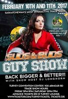 SUDS AND BUDS GUY SHOW