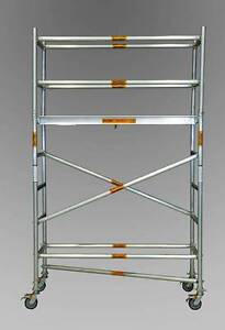 Synergy Scaffolding Aluminium – Dimensions: 0.7 X 2.0 X 2.4 Revesby Bankstown Area Preview