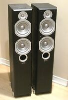 """Infinity P253 Primus 2-way dual 5-1/4"""" Speakers Exceptional"""