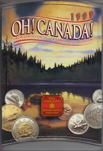 Oh Canada! Uncirculated Coin Set (1999)