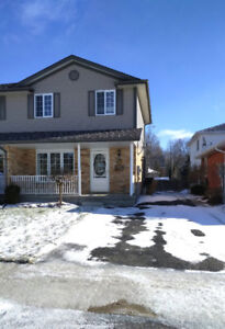3 Bedroom Semi-Detached Two Story House for Rent - Elmira Rental
